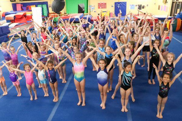 Gymnastes - les réflexes club de gymnastique
